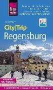 Cover-Bild zu Reise Know-How CityTrip Regensburg von Bergmann, Jürgen