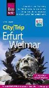 Cover-Bild zu Reise Know-How CityTrip Erfurt und Weimar von Schmidt, Martin