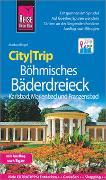 Cover-Bild zu Reise Know-How CityTrip Böhmisches Bäderdreieck von Bingel, Markus