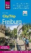 Cover-Bild zu Reise Know-How CityTrip Freiburg von Benz, Barbara