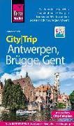 Cover-Bild zu Reise Know-How CityTrip Antwerpen, Brügge, Gent von Schenk, Günter