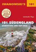 Cover-Bild zu 101 Südengland - Reiseführer von Iwanowski von Nielitz-Hart, Lilly