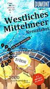 Cover-Bild zu DuMont direkt Reiseführer Westliches Mittelmeer Kreuzfahrt. 1:5'500'000 von Nielitz-Hart, Lilly