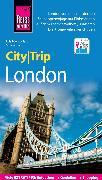 Cover-Bild zu Reise Know-How CityTrip London (eBook) von Nielitz-Hart, Lilly