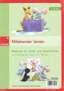 Cover-Bild zu Miteinander Lernen. Bildkarten für Sozial- und Arbeitsformen von Kaelin, Felicitas