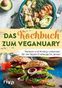 Cover-Bild zu Das Kochbuch zum Veganuary