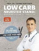 Cover-Bild zu Low Carb - Neuester Stand: mit Low Carb HiFi ballaststoffreich und gesund abnehmen von Kurscheid, Prof. Dr. Thomas