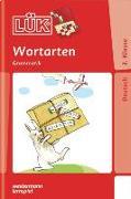 Cover-Bild zu LÜK. Grammatik für die Grundschule. Wortarten ab Klasse 3 von Wagner, Christiane