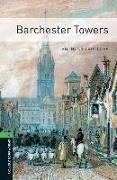 Cover-Bild zu Barchester Towers Level 6 Oxford Bookworms Library (eBook) von Trollope, Anthony