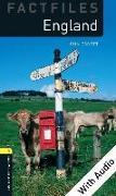 Cover-Bild zu England - With Audio Level 1 Factfiles Oxford Bookworms Library (eBook) von Escott, John