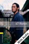 Cover-Bild zu 47 Ronin: A Samurai Story from Japan - With Audio Level 1 Oxford Bookworms Library (eBook) von Bassett, Jennifer