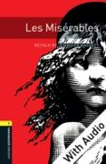Cover-Bild zu Les Miserables - With Audio Level 1 Oxford Bookworms Library (eBook) von Bassett, Jennifer