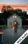 Cover-Bild zu Ghosts International: Troll and Other Stories - With Audio Level 2 Oxford Bookworms Library (eBook) von Walker, Sarah