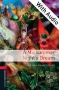 Cover-Bild zu Midsummer Night's Dream - With Audio Level 3 Oxford Bookworms Library (eBook) von Shakespeare, William