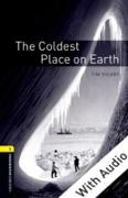 Cover-Bild zu Coldest Place on Earth - With Audio Level 1 Oxford Bookworms Library (eBook) von Vicary, Tim