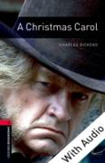 Cover-Bild zu Christmas Carol - With Audio Level 3 Oxford Bookworms Library (eBook) von Dickens, Charles