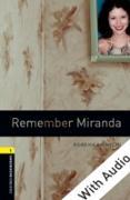 Cover-Bild zu Remember Miranda - With Audio Level 1 Oxford Bookworms Library (eBook) von Akinyemi, Rowena