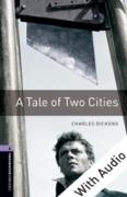 Cover-Bild zu Tale of Two Cities - With Audio Level 4 Oxford Bookworms Library (eBook) von Dickens, Charles