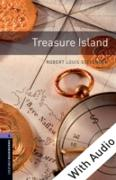 Cover-Bild zu Treasure Island - With Audio Level 4 Oxford Bookworms Library (eBook) von Stevenson, Robert Louis