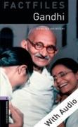 Cover-Bild zu Gandhi - With Audio Level 4 Factfiles Oxford Bookworms Library (eBook) von Akinyemi, Rowena