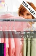 Cover-Bild zu Girl with Red Hair - With Audio Starter Level Oxford Bookworms Library (eBook) von Lindop, Christine