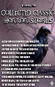 Cover-Bild zu Collected Classic Horror Stories. Illustrated (eBook) von Poe, Edgar Allan