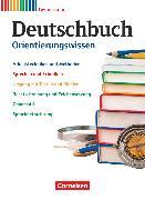 Cover-Bild zu Deutschbuch Gymnasium, Zu Allgemeine Ausgabe - Hessen, Niedersachsen, Nordrhein-Westfalen, Rheinland-Pfalz, 5.-10. Schuljahr, Orientierungswissen, Schülerbuch