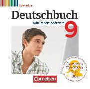Cover-Bild zu Deutschbuch Gymnasium, Zu Allgemeine Ausgabe - Hessen, Niedersachsen, Nordrhein-Westfalen, Rheinland-Pfalz, 9. Schuljahr, Übungs-CD-ROM zum Arbeitsheft