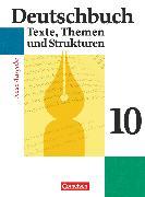Cover-Bild zu Deutschbuch Gymnasium, Allgemeine bisherige Ausgabe, 10. Schuljahr - Abschlussband 6-jährige Sekundarstufe I, Schülerbuch von Brenner, Gerd