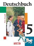 Cover-Bild zu Deutschbuch Gymnasium, Allgemeine bisherige Ausgabe, 5. Schuljahr, Schülerbuch von Brenner, Gerd