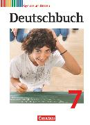 Cover-Bild zu Deutschbuch Gymnasium, Hessen G8/G9, 7. Schuljahr, Schülerbuch von Brenner, Gerd