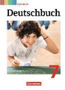 Cover-Bild zu Deutschbuch Gymnasium, Allgemeine Ausgabe, 7. Schuljahr, Schülerbuch von Brenner, Gerd