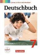 Cover-Bild zu Deutschbuch Gymnasium, Nordrhein-Westfalen, 7. Schuljahr, Schülerbuch von Brenner, Gerd