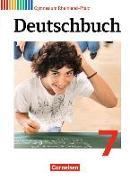 Cover-Bild zu Deutschbuch Gymnasium, Rheinland-Pfalz, 7. Schuljahr, Schülerbuch von Brenner, Gerd