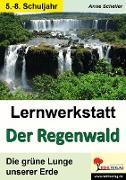 Cover-Bild zu Scheller, Anne: Lernwerkstatt Der Regenwald (eBook)