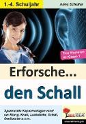 Cover-Bild zu Scheller, Anne: Erforsche ... den Schall (eBook)