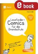 Cover-Bild zu Scheller, Anne: Leseförder-Comics für die Grundschule - Klasse 3/4 (eBook)