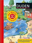 Cover-Bild zu Duden: Das Wimmel-Wörterbuch - Durch das Jahr von Scharnberg, Stefanie (Illustr.)