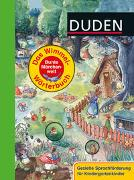 Cover-Bild zu Duden: Das Wimmel-Wörterbuch - Bunte Märchenwelt von Scharnberg, Stefanie (Illustr.)