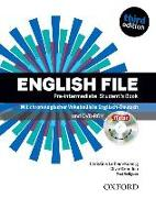 Cover-Bild zu English File. Third Edition. Pre-Intermediate. Student's Book von Latham-Koenig, Christina