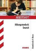 Cover-Bild zu Arbeitsheft Grundschule - Bildungsstandards Deutsch 4. Klasse von Röhm, Birgit