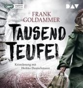 Cover-Bild zu Tausend Teufel von Goldammer, Frank