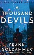 Cover-Bild zu A Thousand Devils von Goldammer, Frank