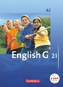 Cover-Bild zu English G 21, Ausgabe A, Band 2: 6. Schuljahr, Schülerbuch, Festeinband von Abbey, Susan