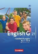 Cover-Bild zu English G 21, Ausgabe A, Band 1: 5. Schuljahr, Handreichungen für den Unterricht, Mit Kopiervorlagen von Dengler, Helmut