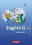 Cover-Bild zu English G 21, Ausgabe A, Band 3: 7. Schuljahr, Wordmaster, Vokabellernbuch von Neudecker, Wolfgang