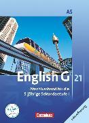 Cover-Bild zu English G 21, Ausgabe A, Abschlussband 5: 9. Schuljahr - 5-jährige Sekundarstufe I, Schülerbuch - Lehrerfassung, Kartoniert von Eastwood, John