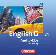 Cover-Bild zu English G 21, Ausgabe A, Band 4: 8. Schuljahr, Audio-CDs, Vollfassung