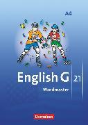 Cover-Bild zu English G 21, Ausgabe A, Band 4: 8. Schuljahr, Wordmaster, Vokabellernbuch von Neudecker, Wolfgang