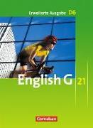 Cover-Bild zu English G 21, Erweiterte Ausgabe D, Band 6: 10. Schuljahr, Schülerbuch, Kartoniert von Abbey, Susan